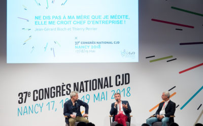 CJD organized the congress on social and solidarity economy in Nancy